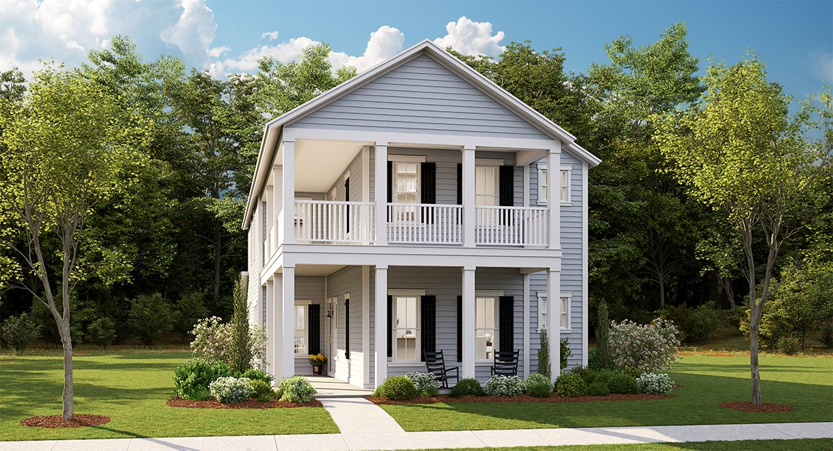 Calhoun – The Village by Lennar, New Homes in South Carolina