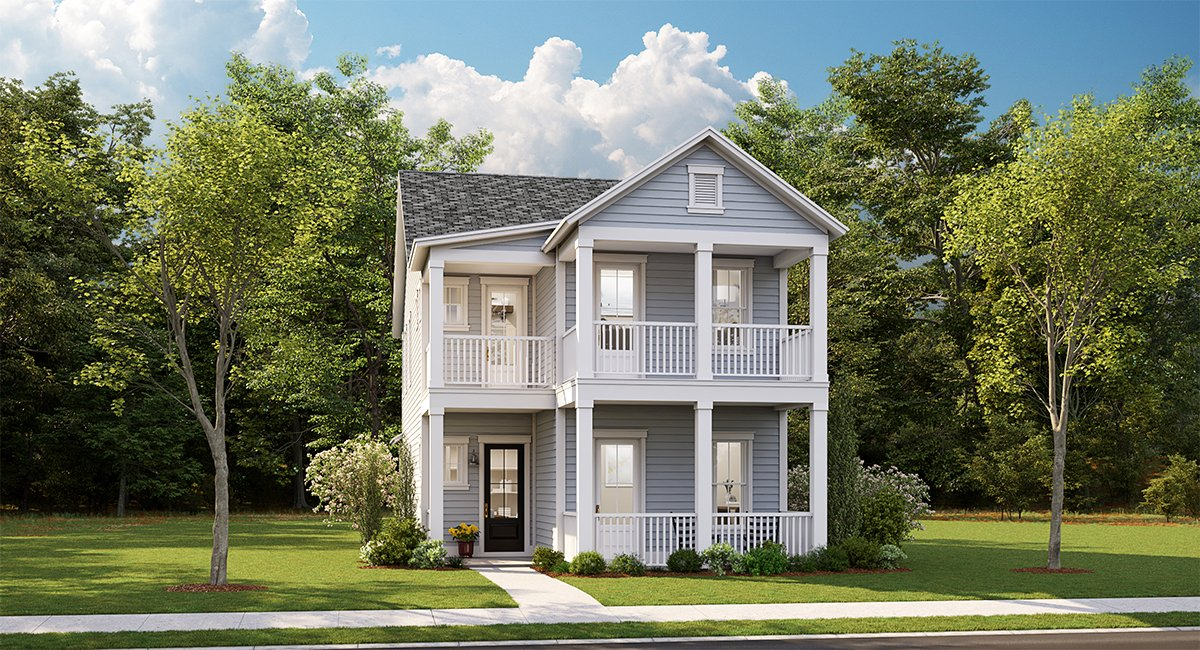 Rutledge – The Village by Lennar, New Homes in South Carolina
