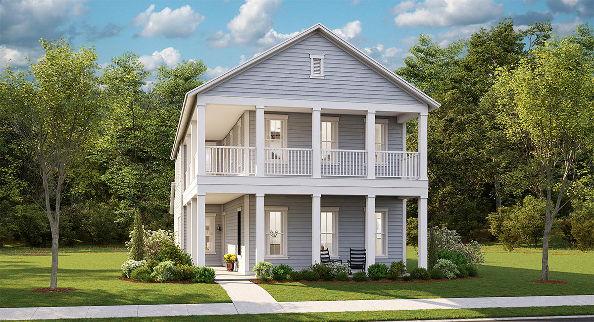 Tradd – The Village by Lennar, New Homes in South Carolina
