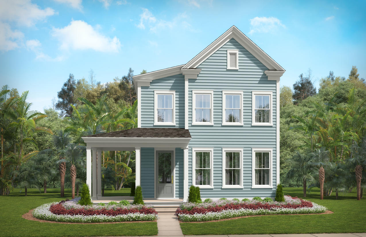 231 Summers Drive | Buist Plan by Stanley Martin Homes, New Homes in South Carolina