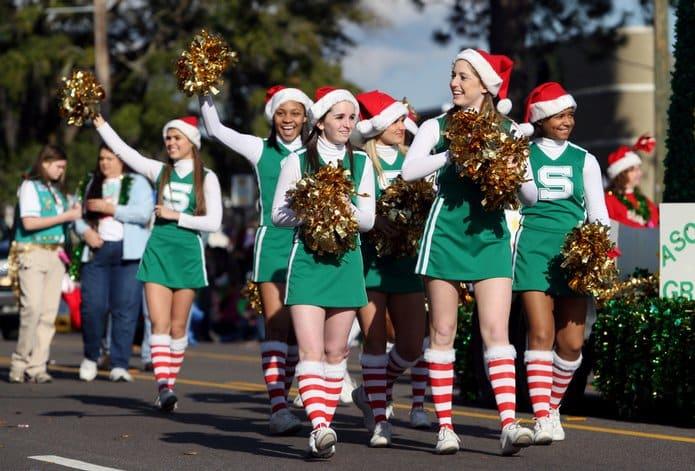 Summerville Georgia Christmas Parade 2021 Summerville Christmas Parade Summers Corner