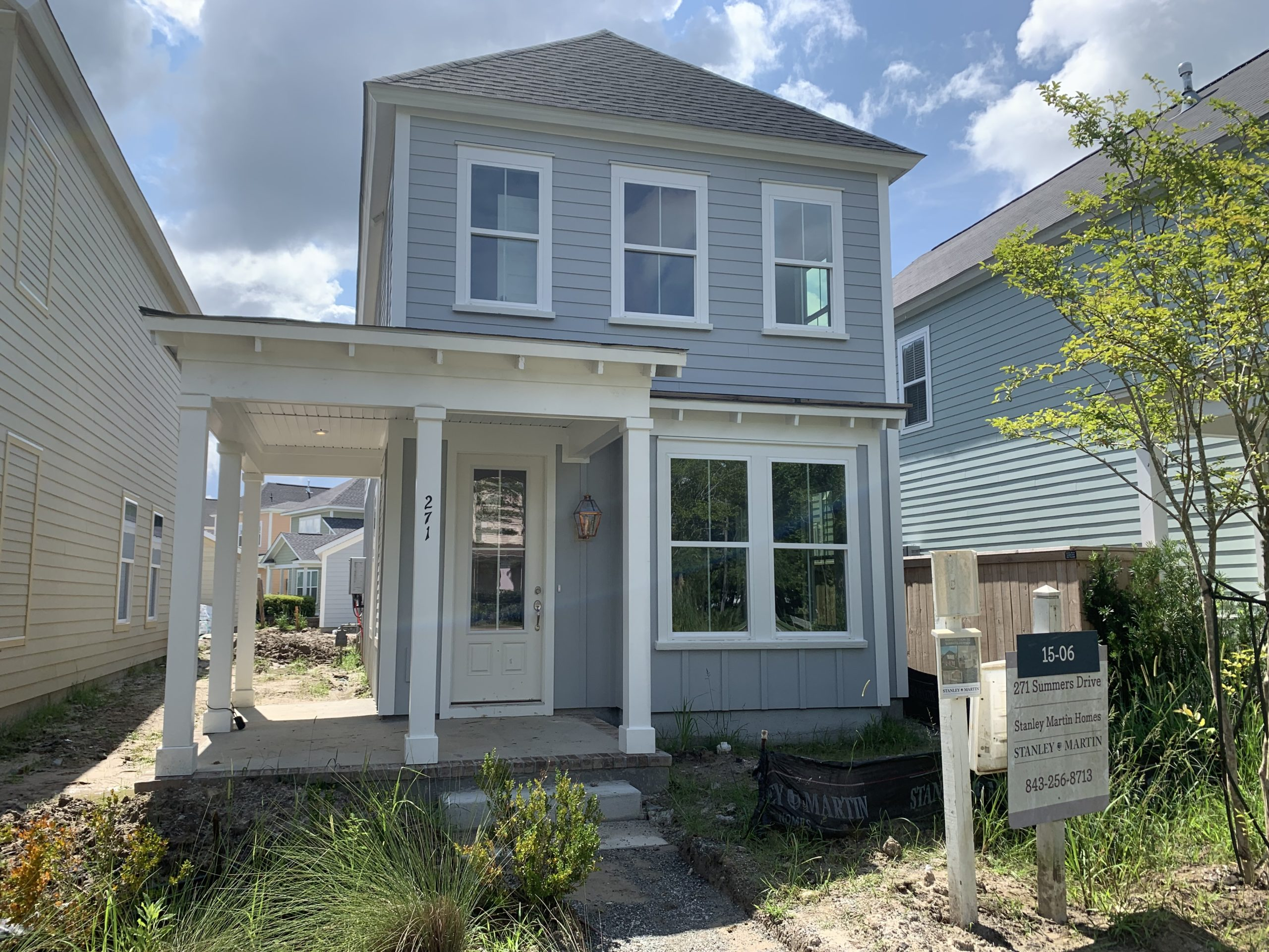 271 Summers Drive | The Jasmine by Stanley Martin Homes, New Homes in South Carolina