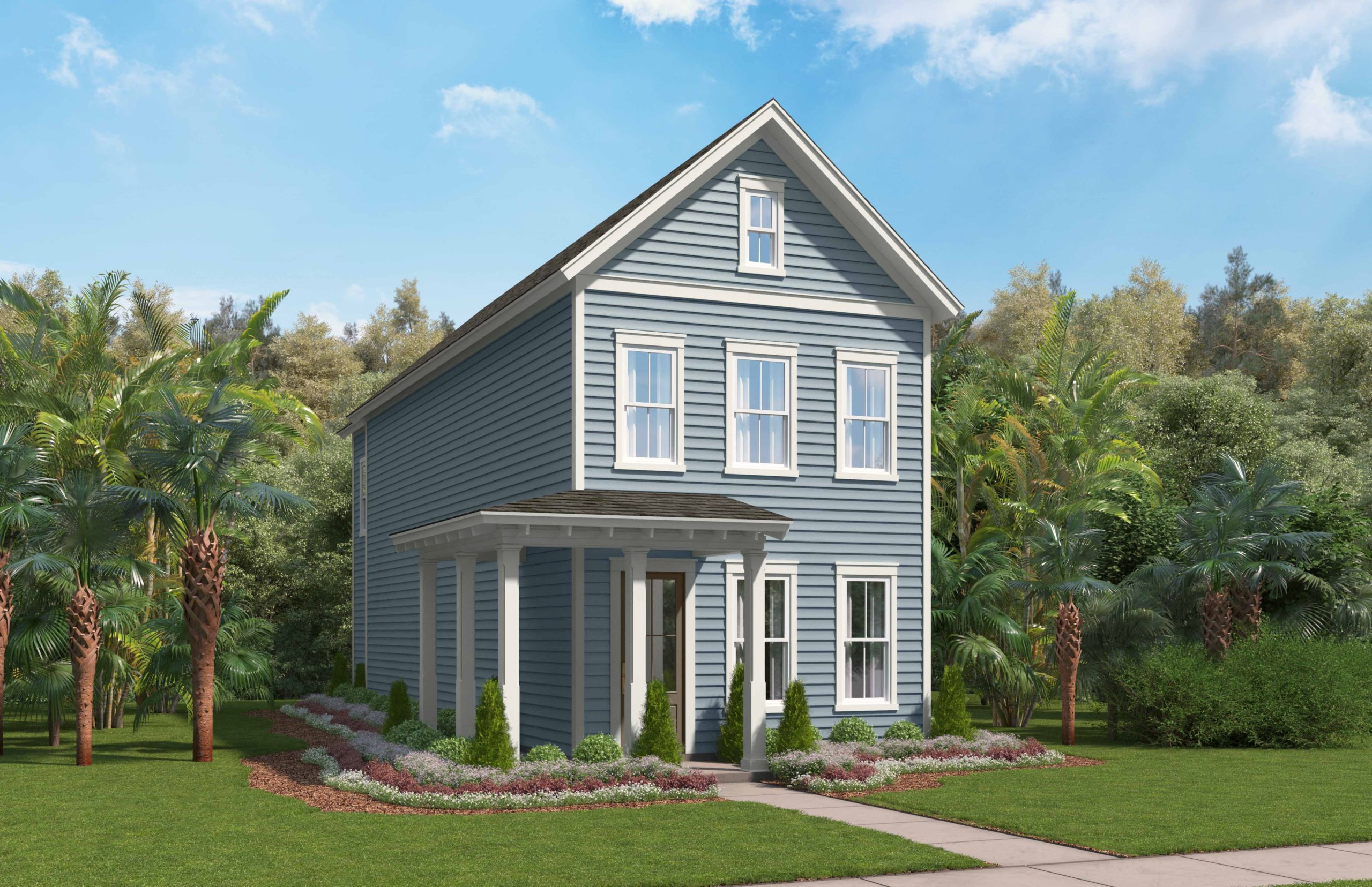 267 Summers Drive   The Jasmine by Stanley Martin Homes, New Homes in South Carolina